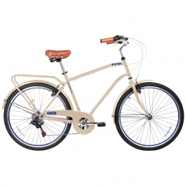 "BICICLETA GAMA 26"" CITY COMMUTER 26-19.5-LAT"