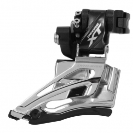 Cambiador XT fd-m8025-h high clamp doble