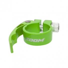 COLLERIN C/BLOQUEO ZOOM 31.8MM VERDE NEON