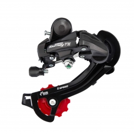 CAMBIO SHIMANO RD-TZ500 TZ GS 6-SPEED APERNAR IND. PACK E TRASERO