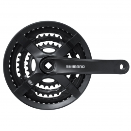 volante shimano fc-ty501 for rear 6/7/8-speed 170mm