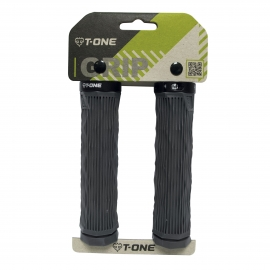 puños lock 2 densidades t-one grey geo  t-gp27b/g