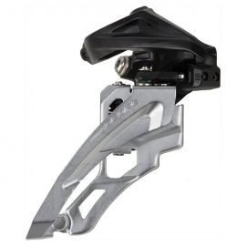 cambiador ** fd-m617-h ** deore high clamp doble