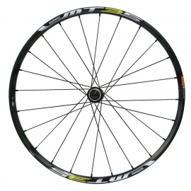 """rueda 26"""" (juego) wh-mt35 black (cl) lime sticker"""