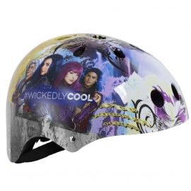 CASCO NIÑO * DISNEY * DESCENDIENTES 2  URBANO  C/REG.