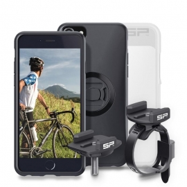 KIT PORTA CELULAR PARA BICICLETA IPHONE 8+/7+/6S+/6+