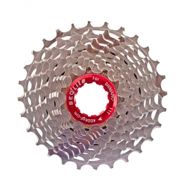 PI͑ON SEQLITE ULTRA LIGHT 11 / 28 T 11 VEL. MONOBODY STEEL ROAD CASSETTE  S11-1128ST (185G)