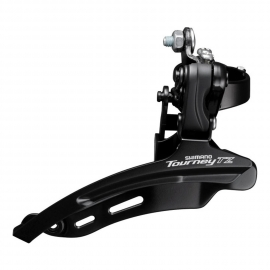 CAMBIADOR FD-TZ510-DS6, TZ, FOR 3(FRICTION)X7/6, DOWN-SWING, TOP-PULL