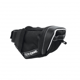BOLSO SILL͍N T-ONE NEGRO EXPANDIBLE (M) BLACK T-GP28M