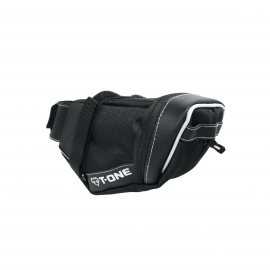 BOLSO SILL͍N T-ONE NEGRO EXPANDIBLE (S) BLACK T-GP28S