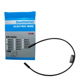 CABLE EL͍‰CTRICO SHIMANO EW-SD50, 300MM BLACK, IND.PACK IEWSD50L30 JA