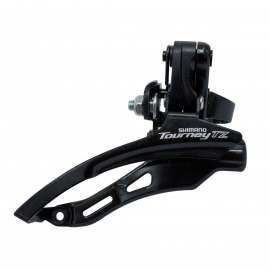 CAMBIADOR SHIMANO TZ FD-TZ500-DS6 FOR 3 (FRICTION) X76 DOWN-SWIN SH-20