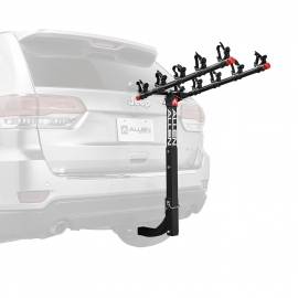 "PORTA BICICLETA ALLEN DELUXE 552RR-R 5 BIKE CARRIER FOR 2"" HITCH 765271552107"
