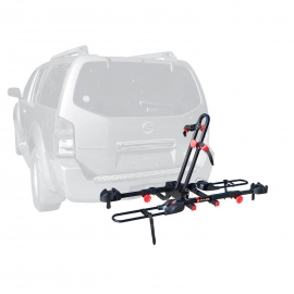 "PORTA BICICLETA ALLEN DELUXE XR200 2-BIKE TRAY RACK FOR 1 1/4"" AND 2"" HITCH 765271060206"