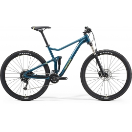 BICICLETA MERIDA ONE TWENTY RC 300 2021 - ARO 29
