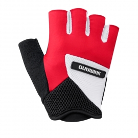 GUANTE SHIMANO RED, T: L, MEN